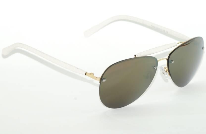 3592d8630c Buy I-Gogs Aviator Sunglasses Multicolor For Men   Women Online ...