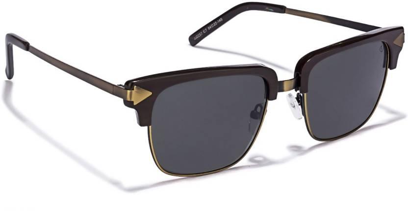 b4be601f02 Buy John Jacobs Wayfarer Sunglasses Green For Men   Women Online ...