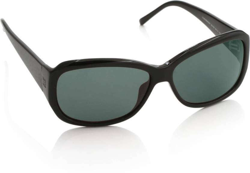 281ace63e73f Buy Givenchy Rectangular Sunglasses Grey For Women Online @ Best ...