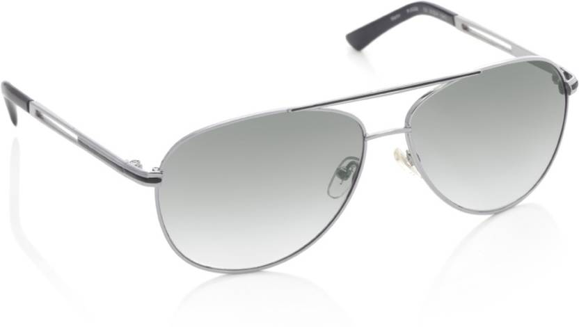 fbacdbce15fdb Buy Pepe Jeans Aviator Sunglasses Blue For Men   Women Online   Best ...