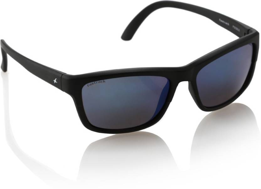 Fastrack P303BU3 Wayfarer Sunglasses
