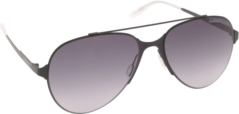 a9ea3ac7bd7a4 Buy Carrera Aviator Sunglasses Black For Men Online   Best Prices in ...