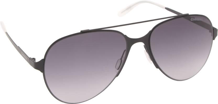 73987a20da Buy Carrera Aviator Sunglasses Black For Men Online   Best Prices in ...