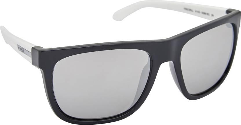Buy Arnette Wayfarer Sunglasses Black For Men   Women Online   Best ... 0a4900dddf