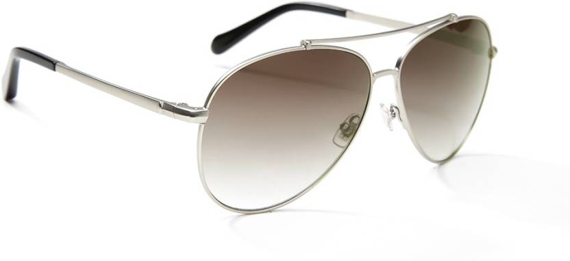 e7b59c3006659 Buy Fossil Oval Sunglasses Grey For Men   Women Online   Best Prices ...