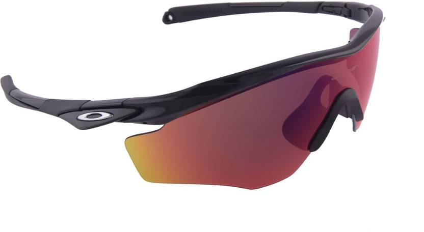34f6b8af49 Buy Oakley M2 FRAME XL Round Sunglass Multicolor For Men Online ...