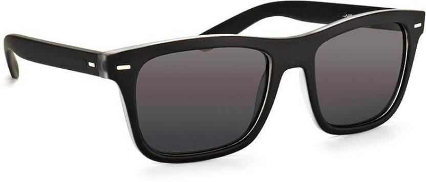 c3e8f167a1a Buy Dolce   Gabbana Wayfarer Sunglasses Silver For Men Online   Best ...
