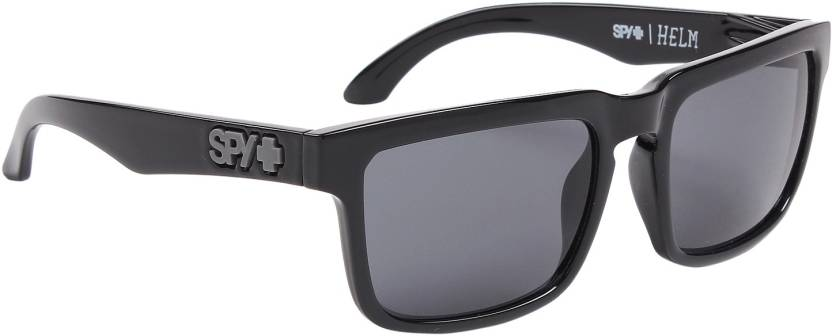 4893a1f7cfcc Buy Spy Plus Wayfarer Sunglasses Grey For Men Online   Best Prices ...