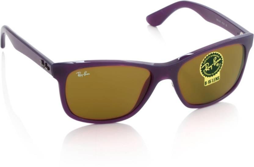 ray ban wayfarer sunglasses flipkart