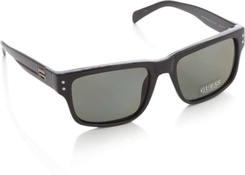 c18868bd6 Buy Guess Wayfarer Sunglasses Grey For Men Online @ Best Prices in ...