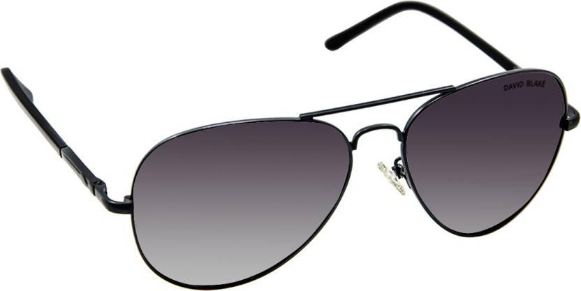 29ab602984 Buy David Blake Aviator Sunglasses Blue For Men   Women Online ...