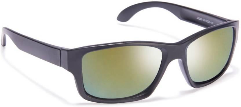 927475c5a4 Buy John Jacobs Wayfarer Sunglasses Yellow For Men   Women Online ...