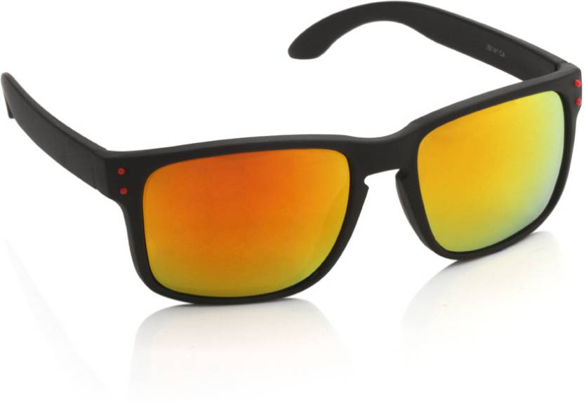 d94f7480c1 Buy Joe Black Wayfarer Sunglasses Yellow