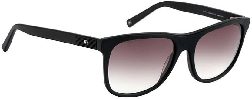 1512234ca3 Buy Tommy Hilfiger Wayfarer Sunglasses Grey For Men   Women Online ...