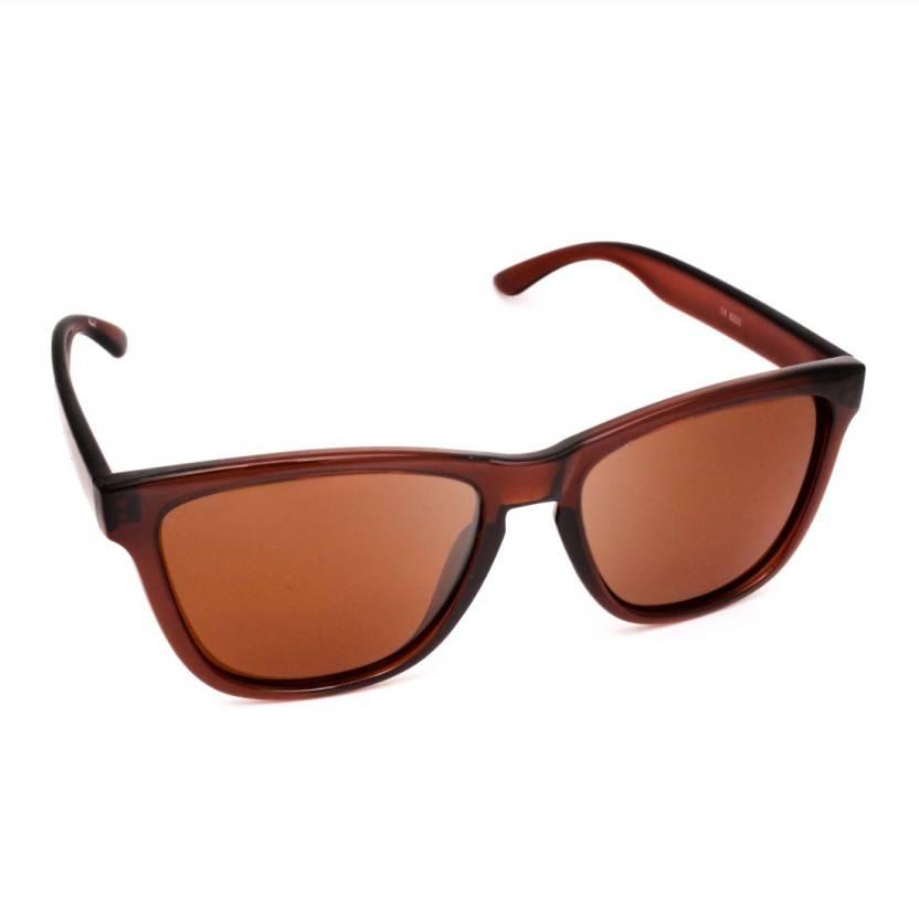 120c620af9 Buy Macv Eyewear Wayfarer Sunglasses Brown For Men   Women Online ...