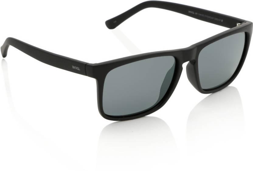 756fef79d32 Invu Wayfarer Sunglasses Source · Buy Invu Wayfarer Sunglasses Grey For Men  Online Best Prices in