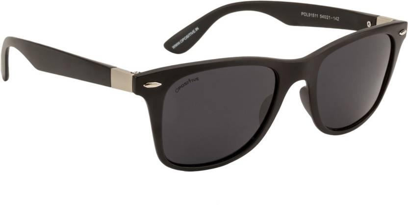 c0ae7375e4186 Buy O Positive Wayfarer Sunglasses Black For Boys Online   Best ...