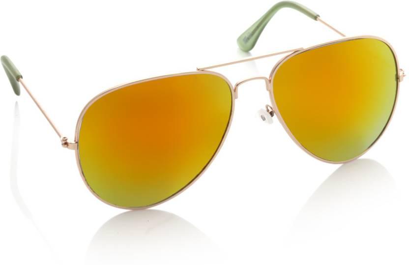 80e7774fa0 Buy MTV Aviator Sunglasses Multicolor For Men   Women Online   Best ...