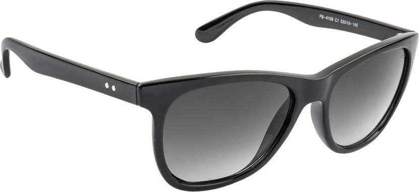 d281c3eaa426 Buy Funky Boys Wayfarer Sunglasses Grey For Men & Women Online ...