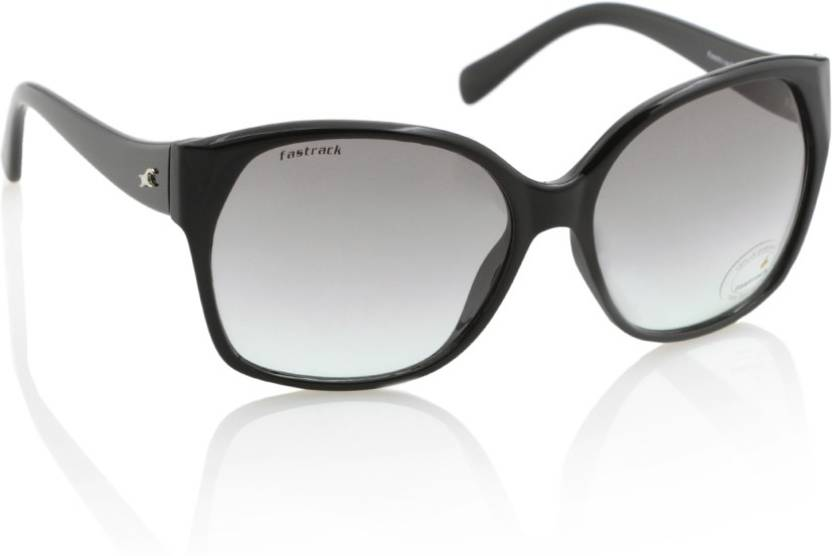 Fastrack P247GR1F Over-sized Sunglasses
