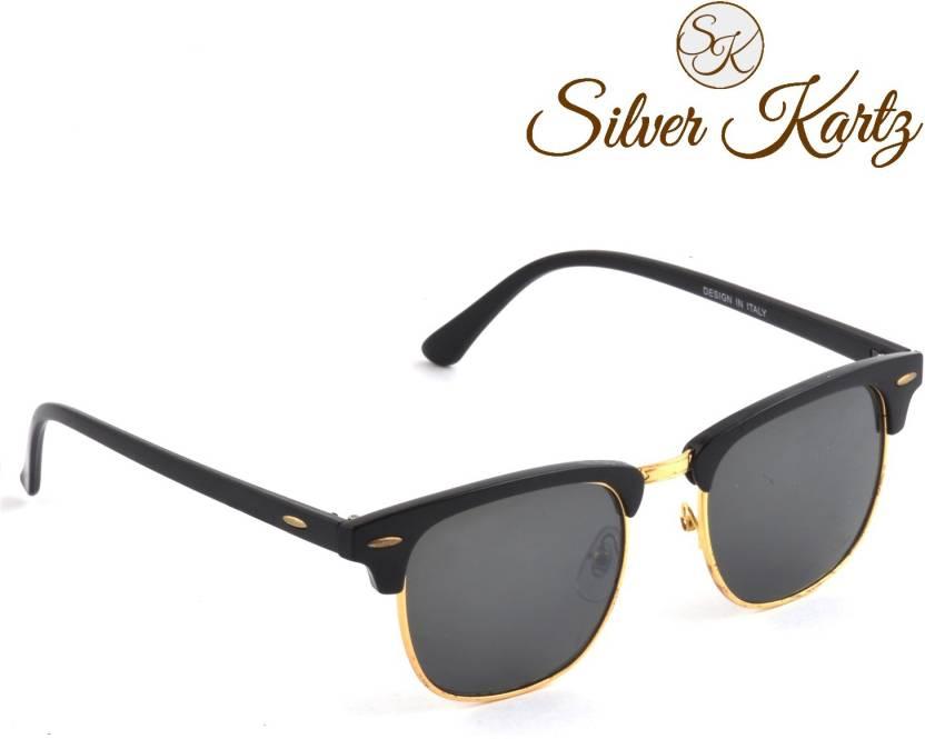 Sunglasses Clubmaster Silver Silver Kartz Sunglasses Silver Silver Kartz Kartz Sunglasses Clubmaster Kartz Clubmaster qMUVzGSp