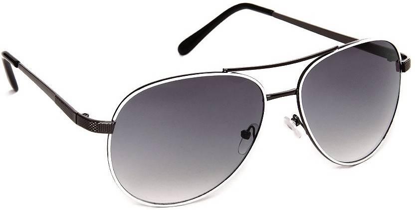 ca37256566f Buy Olvin Aviator Sunglasses Grey For Men   Women Online   Best ...
