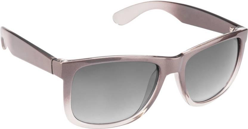 6c199873f5 Buy John Jacobs Wayfarer Sunglasses Grey For Men   Women Online ...