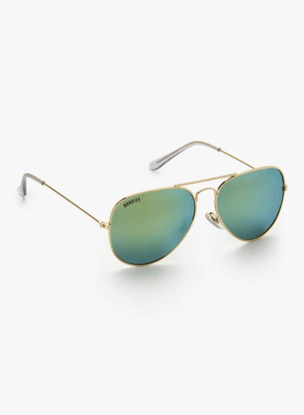 MTV Roadies RD-111-C14 Aviator Sunglasses