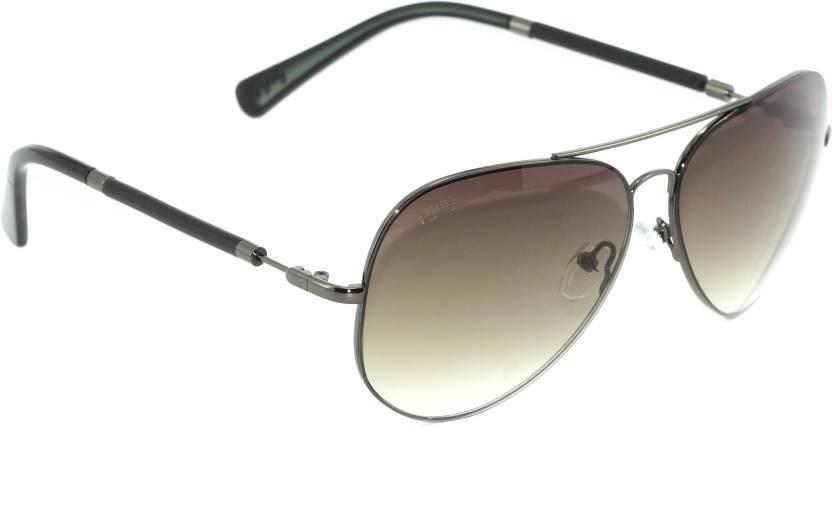 d6711ac7c7 Buy I-Gogs Aviator Sunglasses Green
