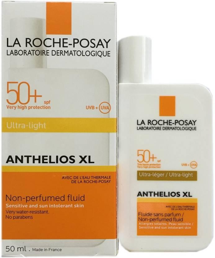 La Roche Posay Anthelios XL SPF 50+ Fluid Ultra-Light - SPF 50 PA+