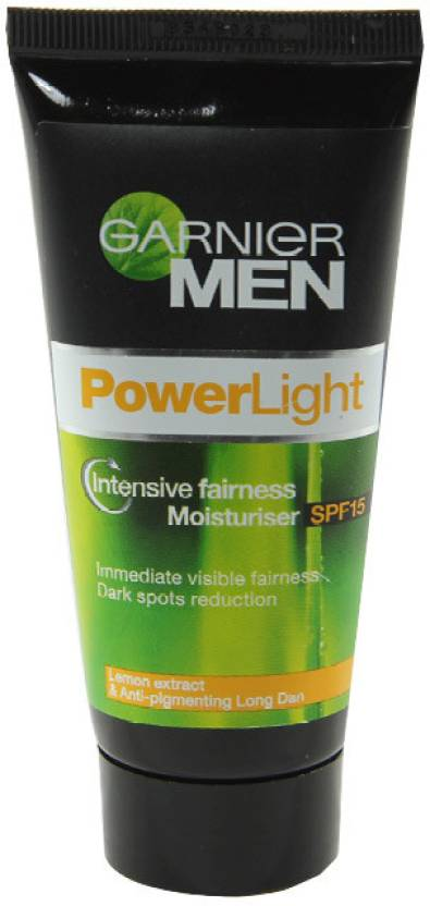 Revaleskin Men Power Light Intensive Fairness Moisturiser - SPF 15
