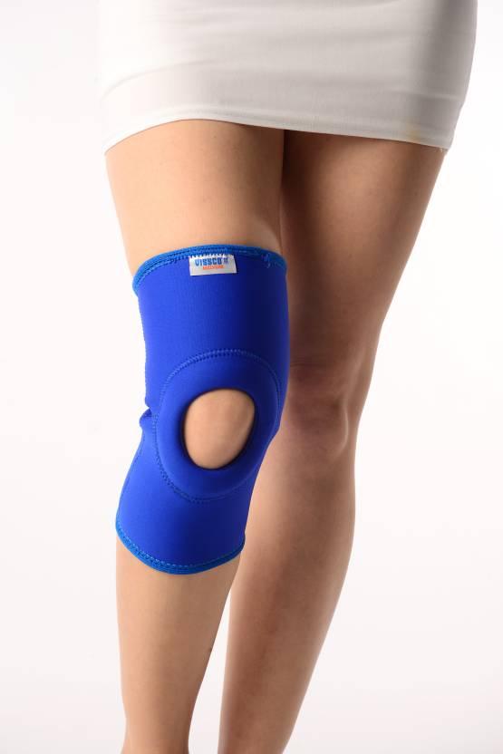 c6ca47ede7 Vissco Patella Brace Neoprene Knee Support (XL, Blue) - Buy Vissco ...