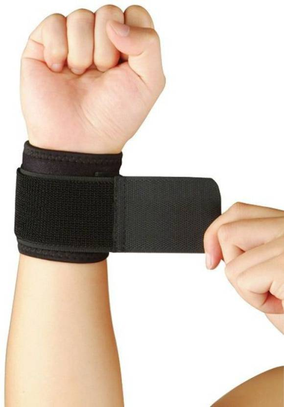 fa7bb55ae KAMACHI Neoprene Wrist Support (Free Size