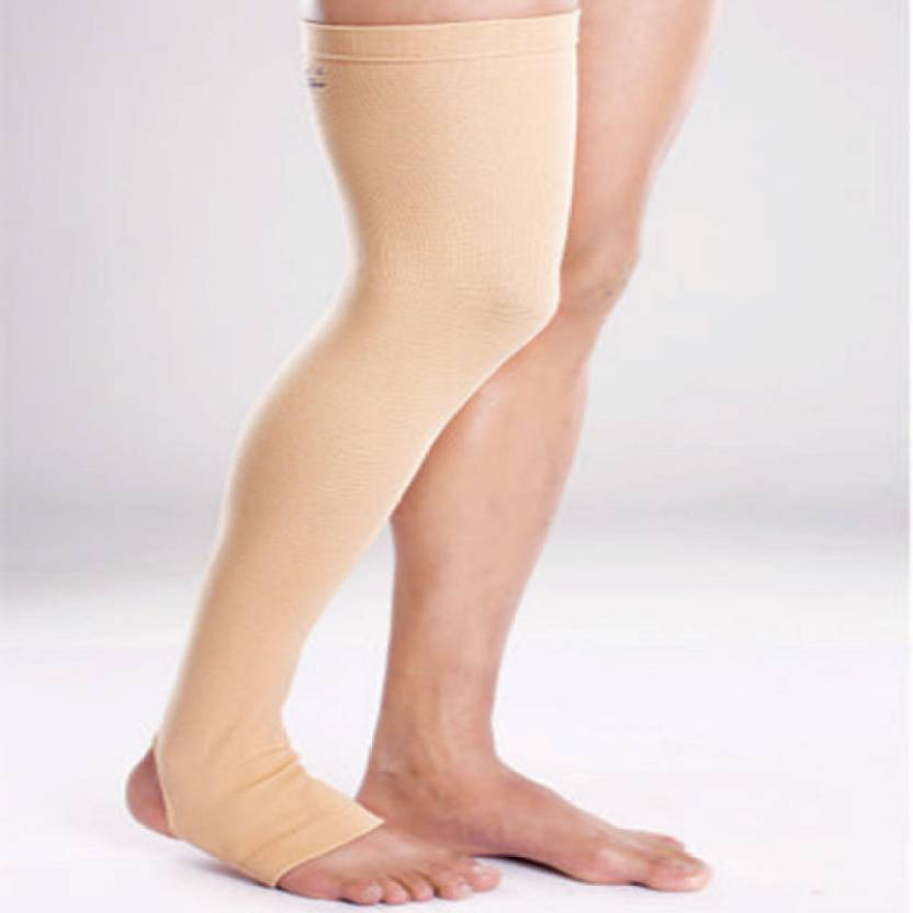 91010c5b443 Tynor Medical Compression Stocking Mid Thigh Knee Support (S