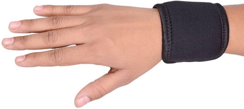 BONE RAP Wrist Binder Full Elastic - Neoprene Wrist Support (Free ...