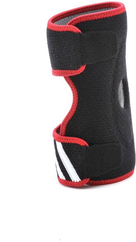 Adidas Adjustable Elbow Support Elbow Support (Free Size, Black)