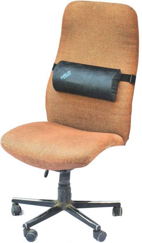 salo orthotics d shaped cushion back support free size black