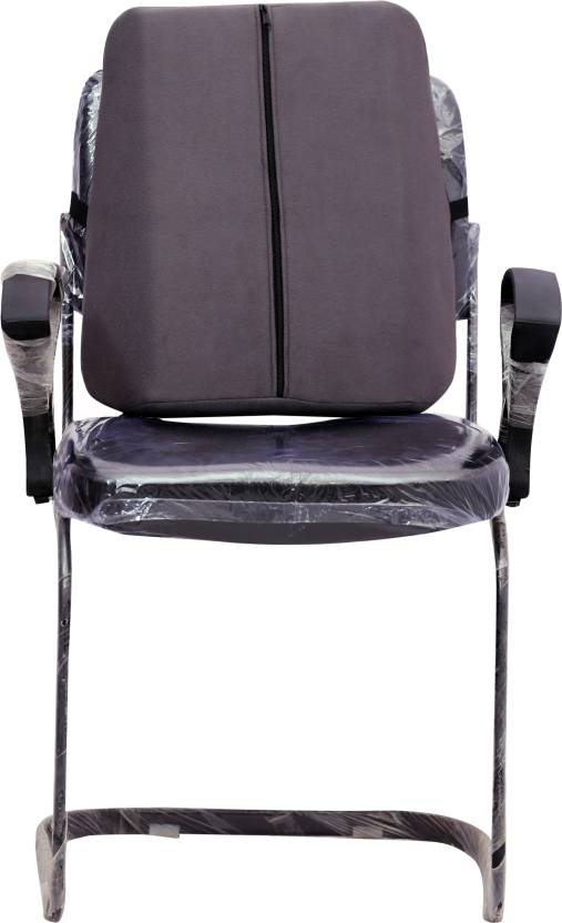 aepito orthopedic back rest regular back support free size grey