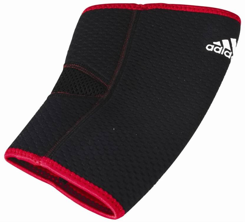 Adidas Elbow Support (XL, Black, Red)