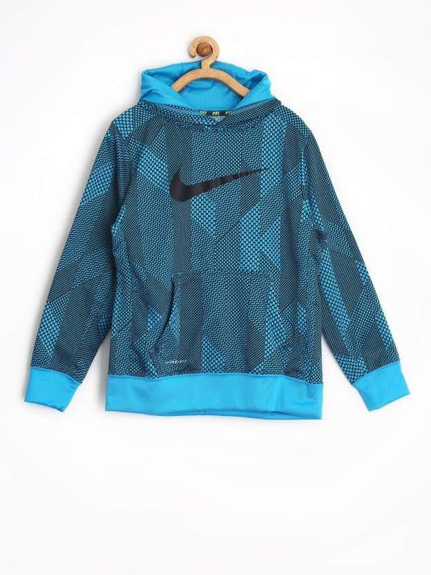 a64caf5e71 Nike Full Sleeve Printed Boys Sweatshirt - Buy Blue Nike Full Sleeve  Printed Boys Sweatshirt Online at Best Prices in India | Flipkart.com