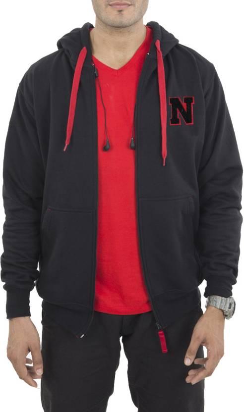 045cf0140 AWG Full Sleeve Solid Men's Sweatshirt - Buy Black AWG Full Sleeve Solid  Men's Sweatshirt Online at Best Prices in India | Flipkart.com