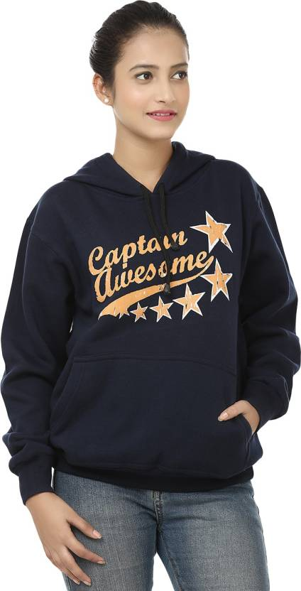 Minimum 50% off On Winter Wear By Flipkart | Weardo Full Sleeve Printed Women's Sweatshirt @ Rs.698