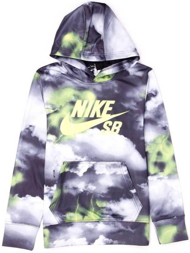 007763c176 Nike SB Full Sleeve Printed Boys Sweatshirt - Buy Dark And Stormy-Kg0 Nike  SB Full Sleeve Printed Boys Sweatshirt Online at Best Prices in India |  Flipkart. ...