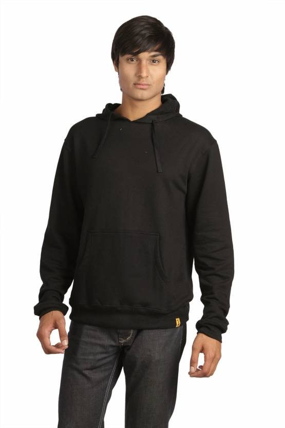 ff1e511a8ee Campus Sutra Full Sleeve Solid Men Sweatshirt - Buy black Campus Sutra Full  Sleeve Solid Men Sweatshirt Online at Best Prices in India