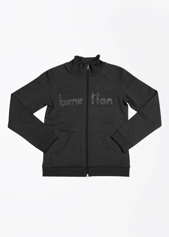 6f1929e1e United Colors of Benetton Full Sleeve Solid Baby Girls Sweatshirt ...