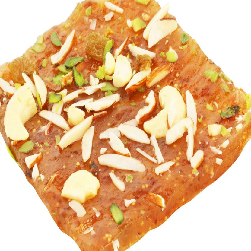 Up to 30% Off on Sweets By Flipkart | Ghasitaram Gifts Ice Halwa  (400 g, Box) @ Rs.399