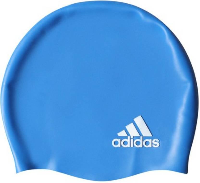 43dd8b29ad167 ADIDAS SIL CP Logo Swimming Cap - Buy ADIDAS SIL CP Logo Swimming ...