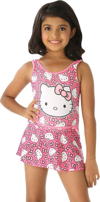 0243d15bbe0eb Fascinating Graphic Print Girls Swimsuit - Buy Multi Fascinating Graphic  Print Girls Swimsuit Online at Best Prices in India | Flipkart.com