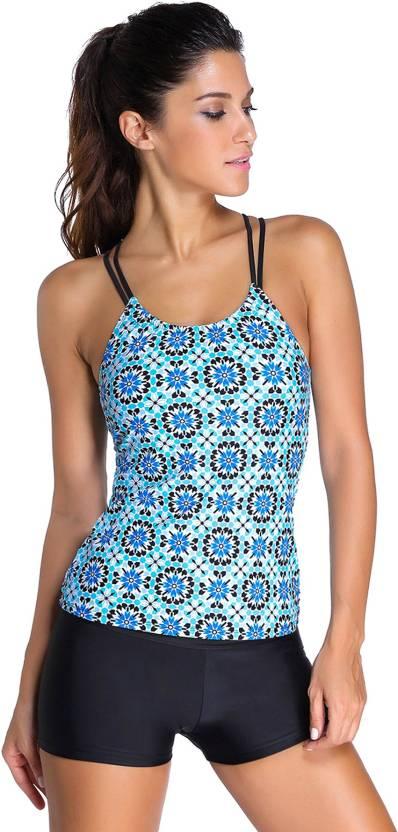 a8cfcdd4bd Fasnoya Solid Women s Swimsuit - Buy Fasnoya Solid Women s Swimsuit Online  at Best Prices in India