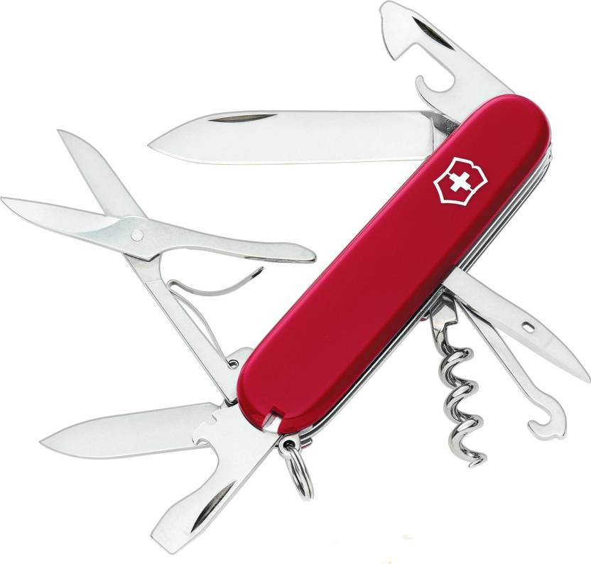 Victorinox 3.3703.B1 14 Function Multi Utility Swiss Knife